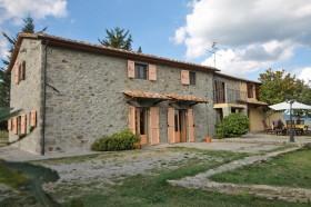 Tuscany, Santa Fiora farmhouse for sale  [766]