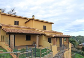 Arcidosso, hamlet of Montelaterone detached house for sale of new construction [3]