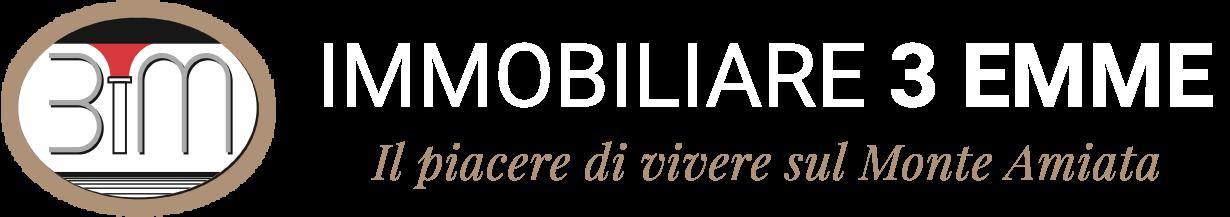 Logo Immobiliare 3 emme
