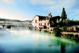 Case in vendita alle Terme Bagno Vignoni [917]
