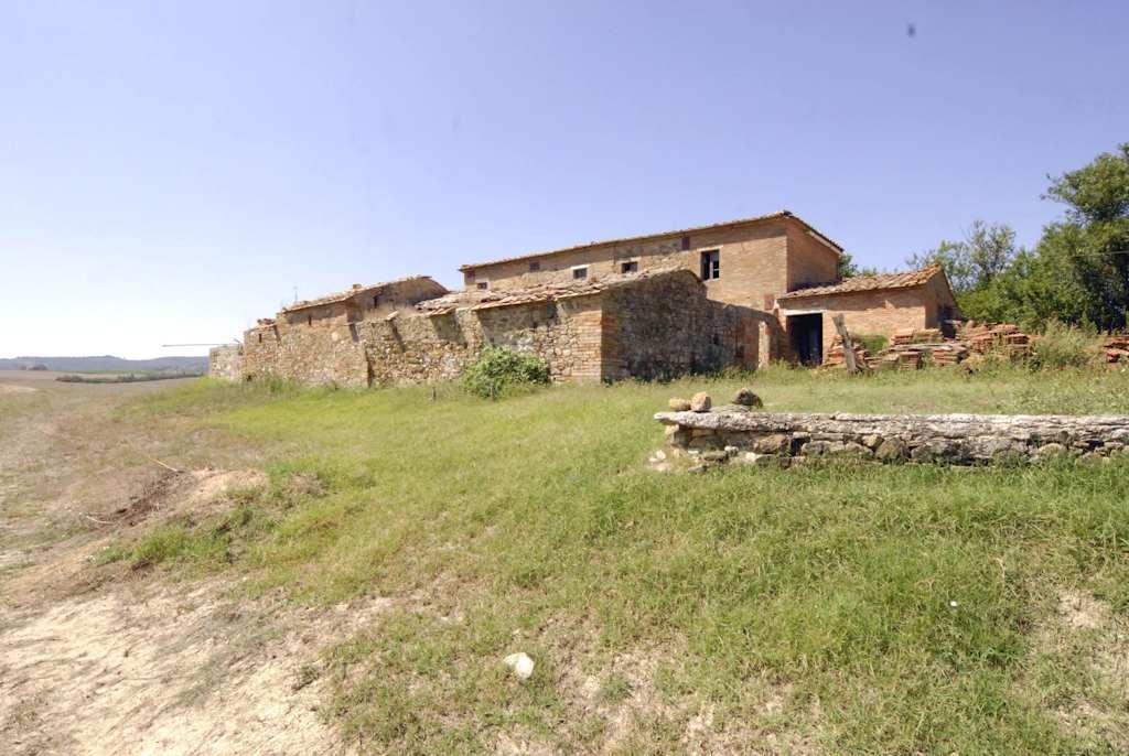 Casali in vendita vicino alle terme di bagno vignoni immobiliare 3 emme - Distanza da siena a bagno vignoni ...