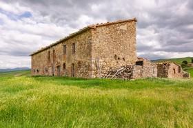 Podere in vendita in Toscana in val d'Orcia [924]