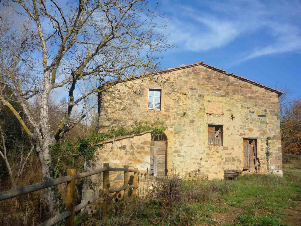 Casale e mulino in vendita in toscana immobiliare 3 emme - Casale in toscana ...