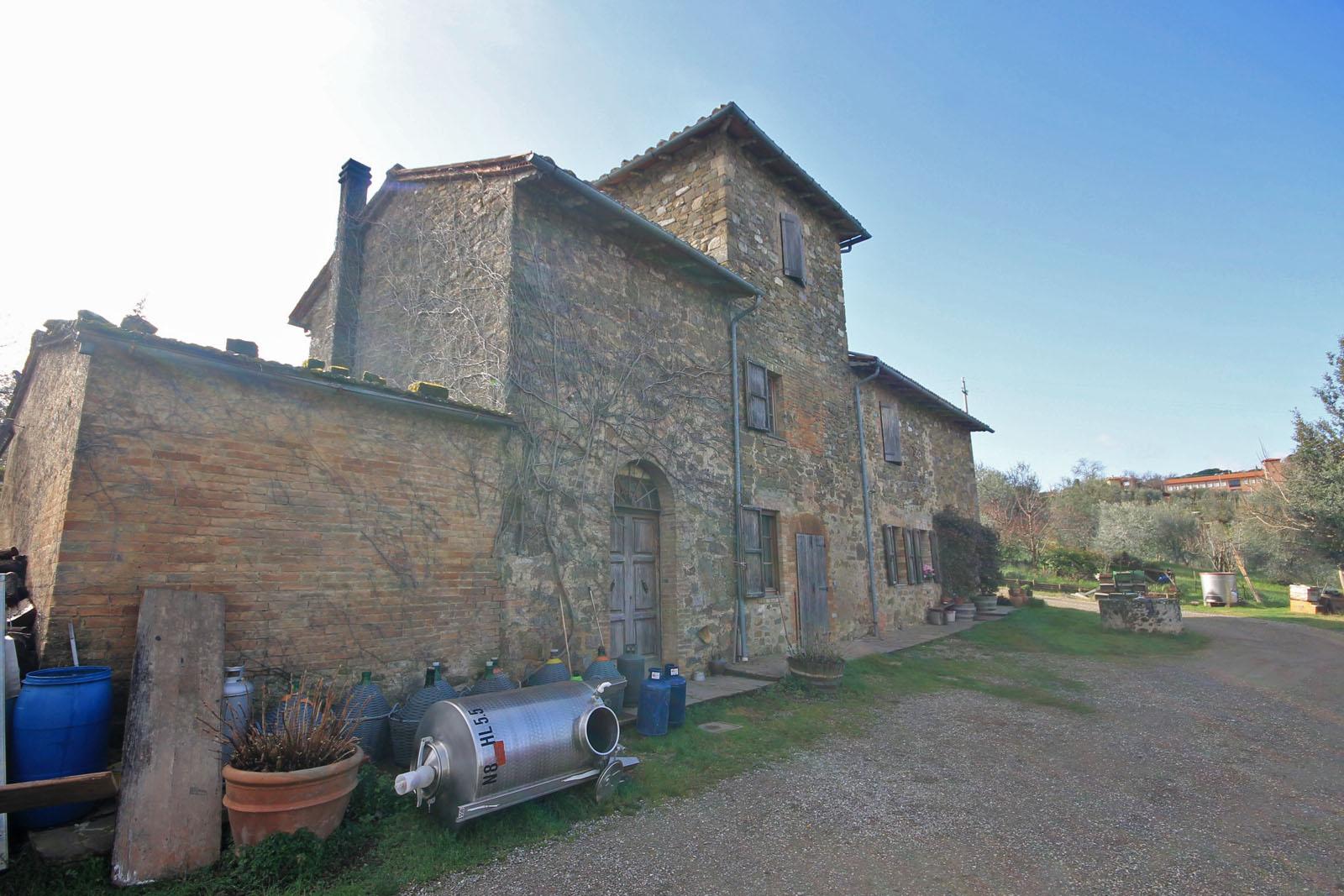 Casale in vendita in toscana a montalcino immobiliare 3 emme - Casale in toscana ...
