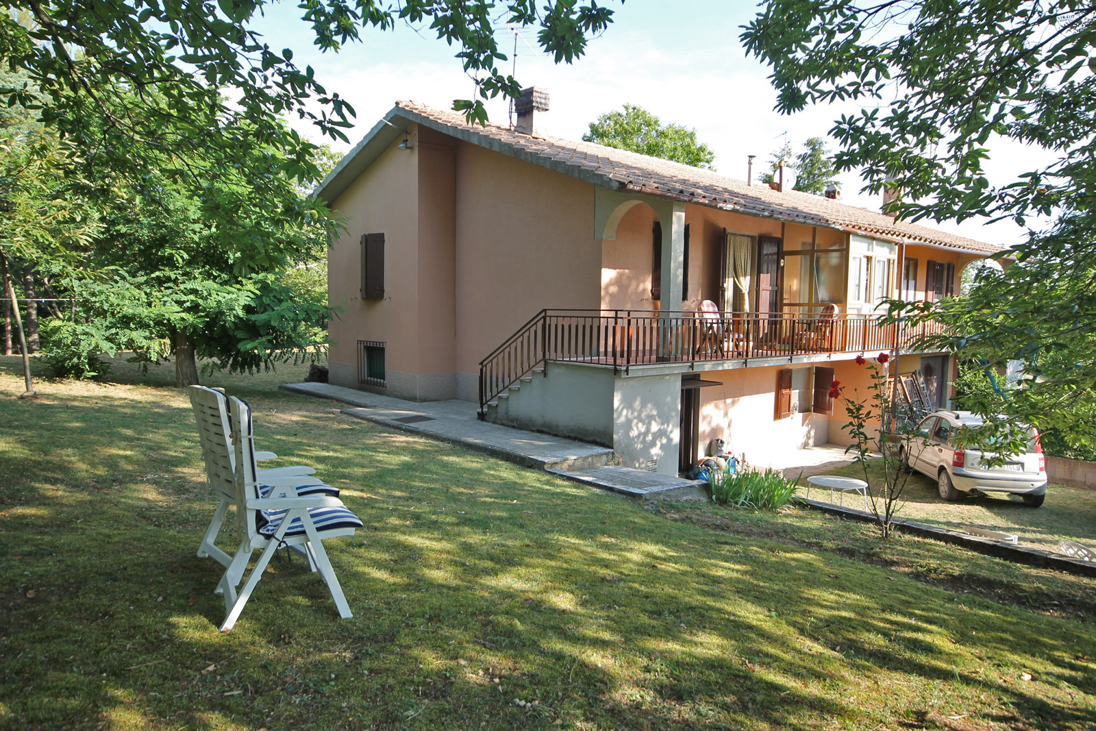 Arcidosso villa con giardino in vendita 68 immobiliare 3 emme - Case in vendita grosseto con giardino ...
