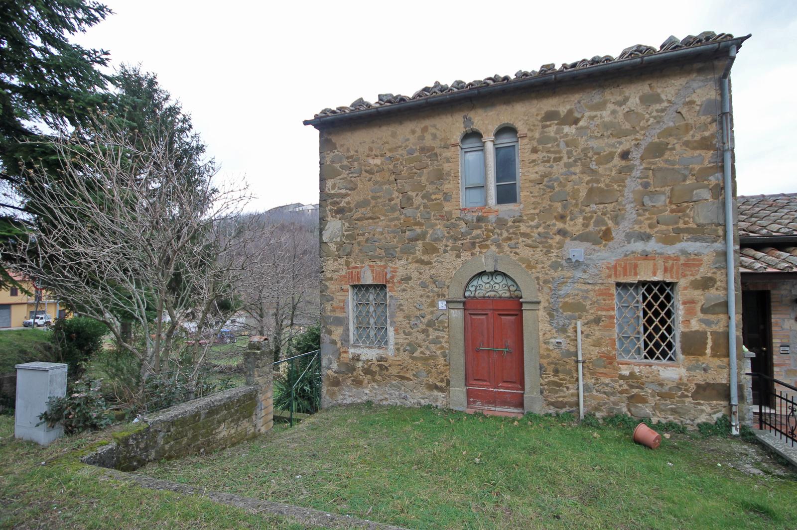 Cinigiano casa in pietra in vendita immobiliare 3 emme - Ristrutturare casa in pietra ...
