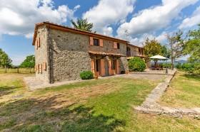 Toscana, Santa Fiora casale in vendita [766]