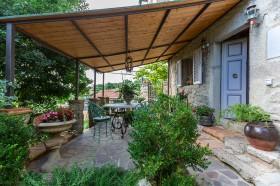 Toscana, Arcidosso casa con giardino in vendita [122]