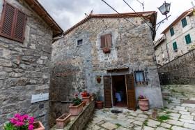 Toscana, Santa Fiora casa in vendita [789]