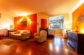 Santa Fiora appartamento con giardino in vendita [719]